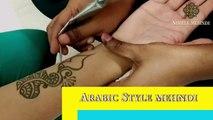 Best Arabic Mehndi Design For Hand   Mehndi designs for full hand   Henna Mehndi Designs