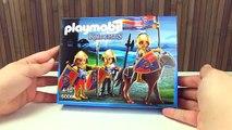 Et Pandi faisait allusion ⭕ Playmobil chevaliers ⚔ les chevaliers Rupp furtivement lion ⚔ déballés jouet