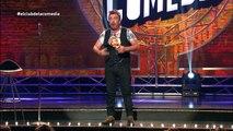 Agustin Jimenez- Monologo Las Mascotas - El Club de la Comedia 2017