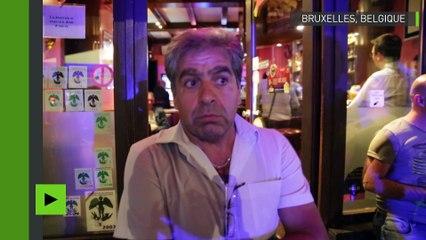 Belgique : des soldats ont ouvert le feu sur un homme qui les avait attaqués avec un couteau
