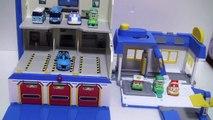 Centre porter secours jouets Robocar Poli Robo voiture la structure poly jouets Siège