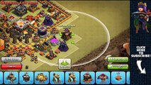 Clash of Clans :-: New Th11 (Town Hall 11) War/Trophy Base - Northern Teaser Trap - Anti-B