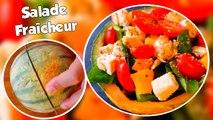 Recette Rapide de Salade Fraîcheur Au Melon !