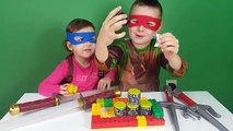 Mutante tortugas ✔ Ninja Tortugas Ninja de desempaquetado sorprende mashems