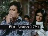 Kishore Kumar - Ek Ajnabi Hasina Se (Ajnabee 1974) - Music LoverZone