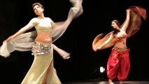 Danse orientale - Extraits du travail des élèves - gala 2017