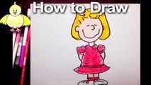 Et par par dessiner dessin de Comment film cacahuètes sortie étape le le le le la à Il tutoriel linus