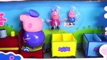 Faire et et grand-père sur ou porc Portugais jouets Entrainer george Peppa savoir le train de porcs de grand-papa