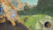 BOTW STASIS GAME MECHANIC IN ACTION! | The Legend of Zelda Breath of the Wild GamePlay