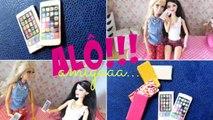Bricolage poupées et et pour miniature iphone 7 ainsi que dautres barbie
