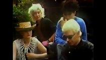 SIOUXSIE & THE BANSHEES – Siouxsie/Severin/Budgie i/v ('Shazam', New Zealand TV, 15 Feb 1983)