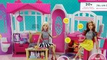 Maison maison va-t-en maison barbie vacances |