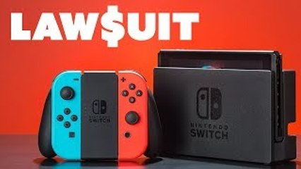 Nintendo Switch LAWSUIT to Stop Sales!? The Know Game News