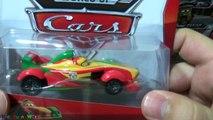 Klip Kitz Cars 2 Lightning Mcqueen Francesco Bernoulli Buildable Toys Disney Pixar Cars2