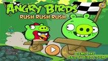 Angry Birds Rush Rush Rush Bad Piggies Game Walkthrough Levels 1-6