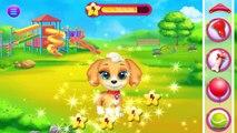Mi lindo poco mascota Niños Aprender para Cuidado lindo poco perrito Androide jugabilidad vídeo