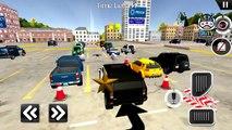 Androïde par par voiture Roi poche Parking policier secret sim studios gameplay hd
