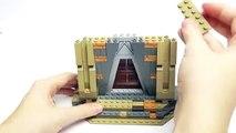 Lego Star Wars 75139 Battle on Takodana™ - Lego Speed Build Review