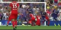Résumé Toulouse 3-2 Rennes buts TFC - Rennes