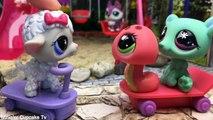 LPS: Saklambaç    Minişler Cupcake Tv - Littlest Pet Shop - Türkçe Miniş Videoları