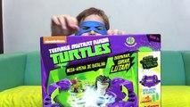 Des œufs tortue oeufs surprise, ouverture ninjas tortues ninja TMNT surprise, surprise