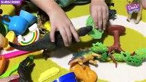 Attaque bataille dinosaure dinosaures pour enfants jouets vidéo Dino t-rex triceratops velociraptor