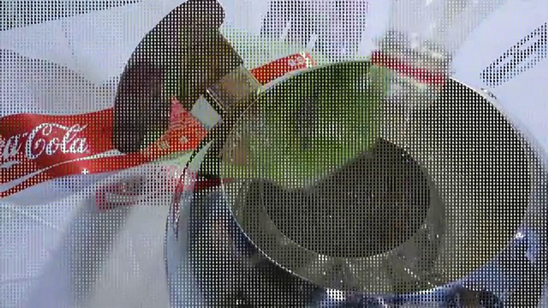 Вызов на торт сиквеле Coca-Cola там там есть Yotchi на этот раз, «бумага упаковка целом!