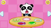 Baby Pandas Daily Life - Learn what babies do - Babybus kids games