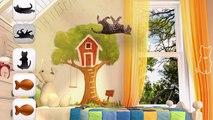 Amusement bébé animal de compagnie soins enfants des jeux espiègle les couleurs amusement petit chat des jeux pour enfants