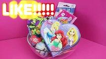 Des sacs aveugle journée des œufs gelé jouets déballage Saint valentin Surprise ❤ shopkins 2 ❤ kinder disney