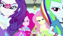MY LITTLE PONY Equestria Girls Transforms with Animation Love Story