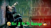 Hum Jaise Jee Rahe he     Whatsapp status lyrics video     - video