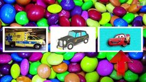 Learning Videos Cars for Kids Transportation sounds Police car, Bus, Excavator, Yacht