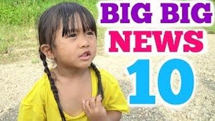 BIG BIG NEWS Bad Baby Kaycee Meet Rachel the Farmer EP 10
