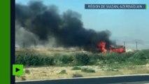 Azerbaïdjan : plusieurs explosions ravagent un dépôt d'armes du ministère de la Défense