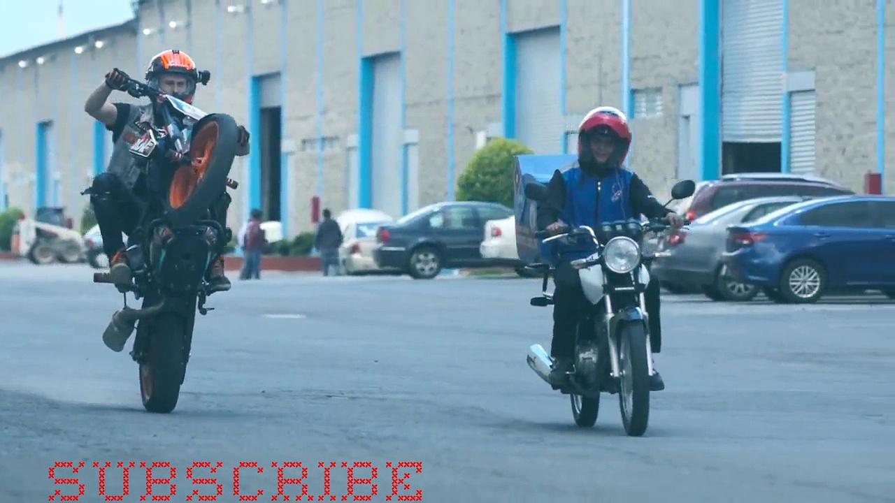KTM Duke Stunt Mania – Best stunts KTM Duke – KTM Duke 200 – KTM Duke 300 – KTM Duke