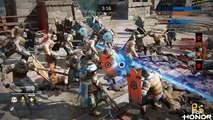 For Honor Guide Closed Beta : Orochi Charer Customization = Appearance, Weapons, Abilit