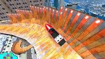 Et des voitures couleur la famille doigt enfants chanson Araign? e homme araignée escalier Disney McQueen McQueen