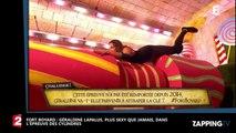 Fort Boyard : le décolleté de Géraldine Lapalus enflamme la toile (vidéo)