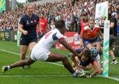 (Résumé) Petite finale de la coupe du monde de rugby féminin France / USA