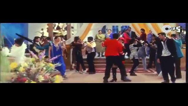 Jo Pyaar Karta Hai - Yeh Raaste Hain Pyaar Ke - Ajay Devgn, Madhuri Dixit   Preity Zinta(360p)