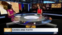HOLY LAND UNCOVERED | Images uncovered : Caves and faith  | Sunday, August 27th 2017