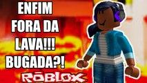 Roblox - TUDO É LAVA!!! PARTE 04 - (The Floor is Lava! 2)