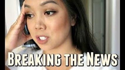 BREAKING THE NEWS TO BENJI July 28, 2017 ItsJudysLife Vlogs