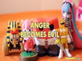 ANGER BECOMES EVIL SPHINX TRUCK REESE ANIMAL CROSSING INSIDE OUT ROCHELLE GOYLE YELLOW RANGER Toys BABY Videos, DISNEY , PIXAR, BLAZE AND THE MONSTER MACHINES , MONSTER HIGH , SABAN'S POWER RANGERS ,