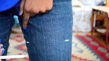DIY: 3 Easy Ways to Turn Jeans Into Shorts    Shorts from Old Jeans