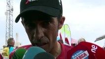 "La Vuelta 2017 - Alberto Contador : ""Chris Froome était très fort"""