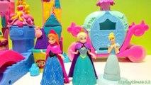 Aurore Cendrillon jouer Princesse neige blanc Ariel elsa anna rapunzel tiana belle disney doh