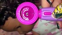 Lautomne est malade Nouveau américain fille vérification Ensemble pour bébé poupées déballage