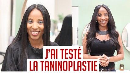 TUTO : J'ai testé la taninoplastie (Lissage au Tanin)
